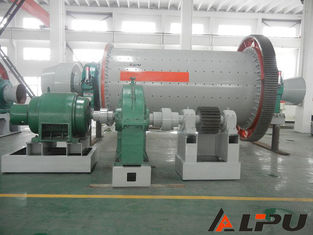 중국 Energy Saving Mining Ball Mill 900x1800 For Building Material , Glass , Ceramic 협력 업체